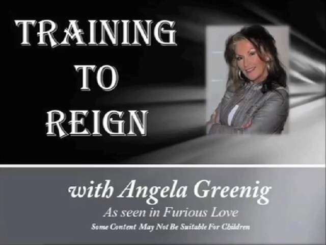 Angela Greenig Training to Reign Image 640x480