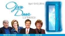8 CD Set Open Door Conference