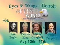 Eyes and Wings Detroit Prophetic Conference Boxed DVD Set