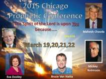 2015 Chicago Prophetic Conference DVD Set