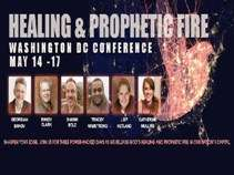 Healing and Prophetic Fire DVD Set