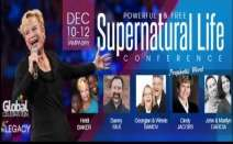 Powerful and Free Supernatural Life Conference 2015 Boxed DVD set