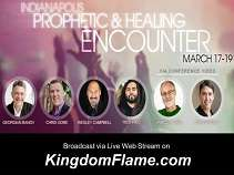 Prophetic and Healing Encounter Boxed DVD seta Disk