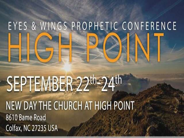 Eyes and Wings Highpoint 2016  Conference Boxed MP3 Audio Data Disk