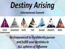 Destiny Arising Summit Combo 3- Live Web Stream Plus Replays Plus MP3 Audio Data Disk