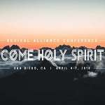 Come Holy Spirit Conference MP3 Audio Data Disk set