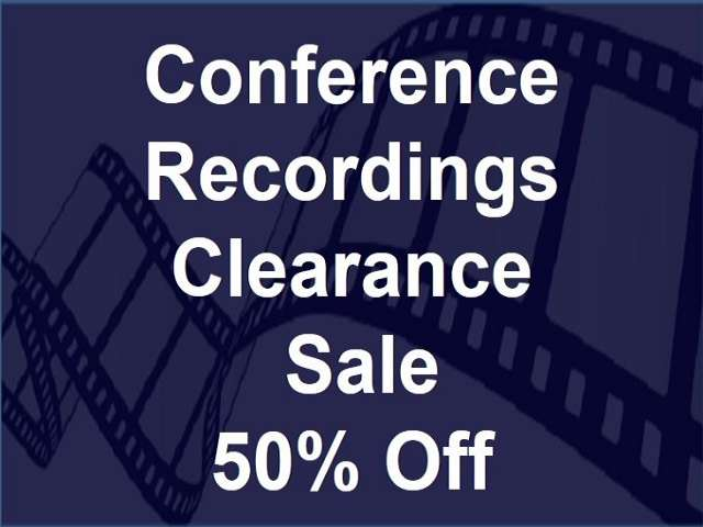 Conference Recordings Clearance 640x480