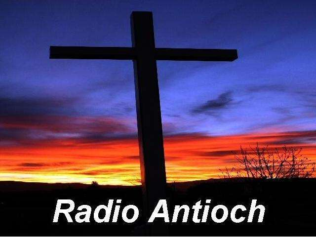 Radio Antioch Cross with title 640x480
