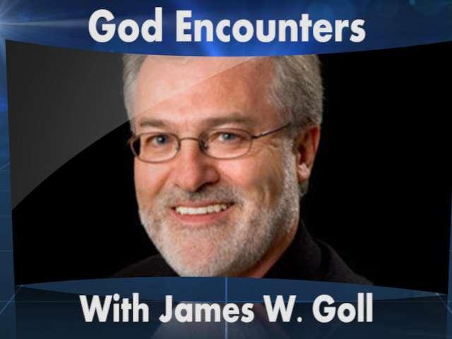 James Goll God Encounters Poster 640x480