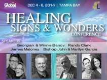 Healing Signs and Wonders Conference Boxed DVD Set