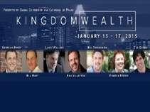 Kingdom Wealth Conference MP4 Data Disk