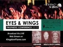 Eyes and Wings North Carolina DVD Set