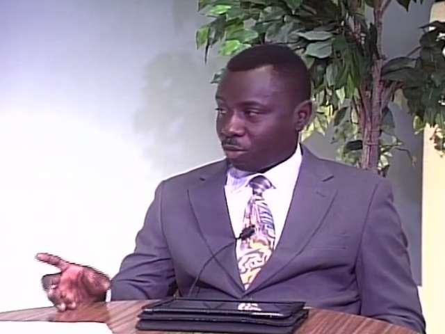 Kingdom Encounters SamuelAsante from KE387