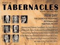 Eyes and Wings Feast of Tabernacles 2015 DVD Set
