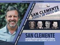 Eyes and Wings San Clemente 2016 Boxed DVD seta Disk