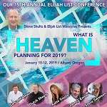 What is Heaven Planning for 2019? DVD Set