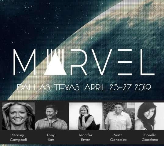 Marvel Conference Live Web Stream Registration