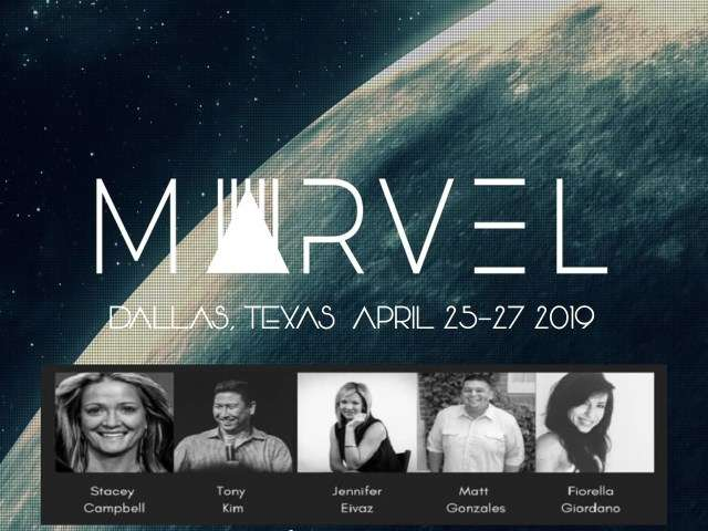 Live Web Stream: Join us for Marvel Dallas