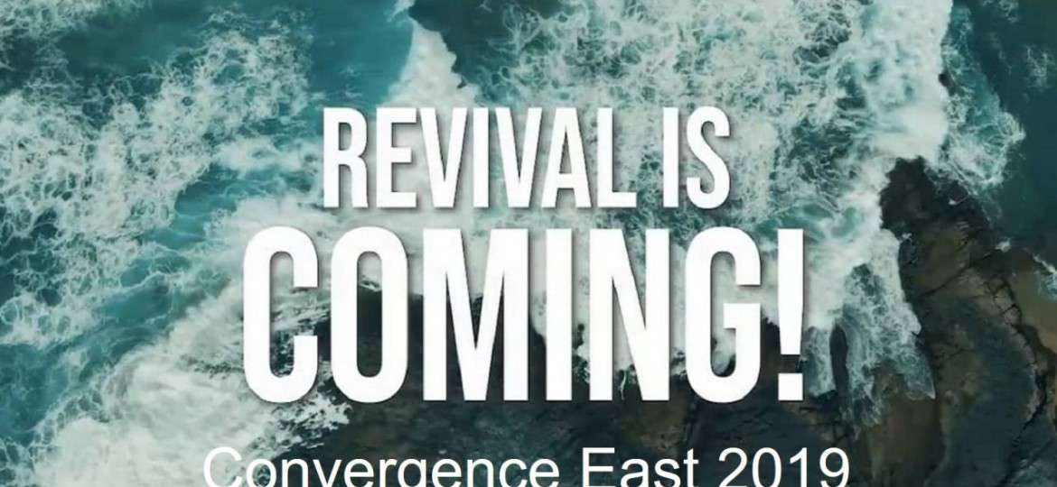 Join Us For the Live Broadcast of Convergence East