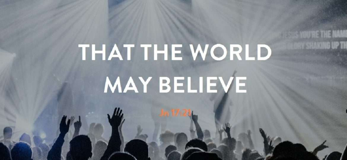 Kairos- Join Us as the World's Christian Leaders Gather