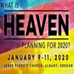 What is Heaven Planning for 2020 Boxed DVD Set