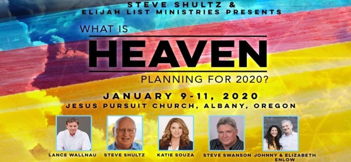 What is Heaven Planning for 2020?